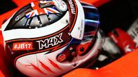 Max Chilton byl podobně blízko tragické nehodě jako ta Julese Bianchiho v Suzuce 2014 jen o kolo dříve