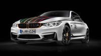 Jen pro 23 vyvolených - BMW M4 DTM Champion Edition - anotační foto