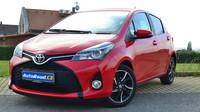 TEST: Toyota Yaris 1.33 CTV - stojí za vaší pozornost - anotační obrázek