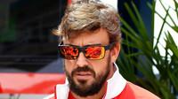 Fernando Alonso v náročných chvílích s Ferrari podle Montezemola moc nedržel, na rozdíl od jiných šampionů, jakými byli například Michael Schumacher či Niki Lauda