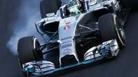 Podle Rosberga se Mercedesu dlouhotrvající problém s brzdami nedaří vyřešit