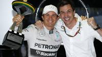 Po oslavách přišlo rozčarování, na které musel Mercedes reagovat