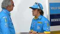 To byly kouzelné časy - Briatore a Alonso u Renaultu