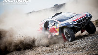 Loeb v Maroku pokračuje, Sainze zradil motor - anotační foto