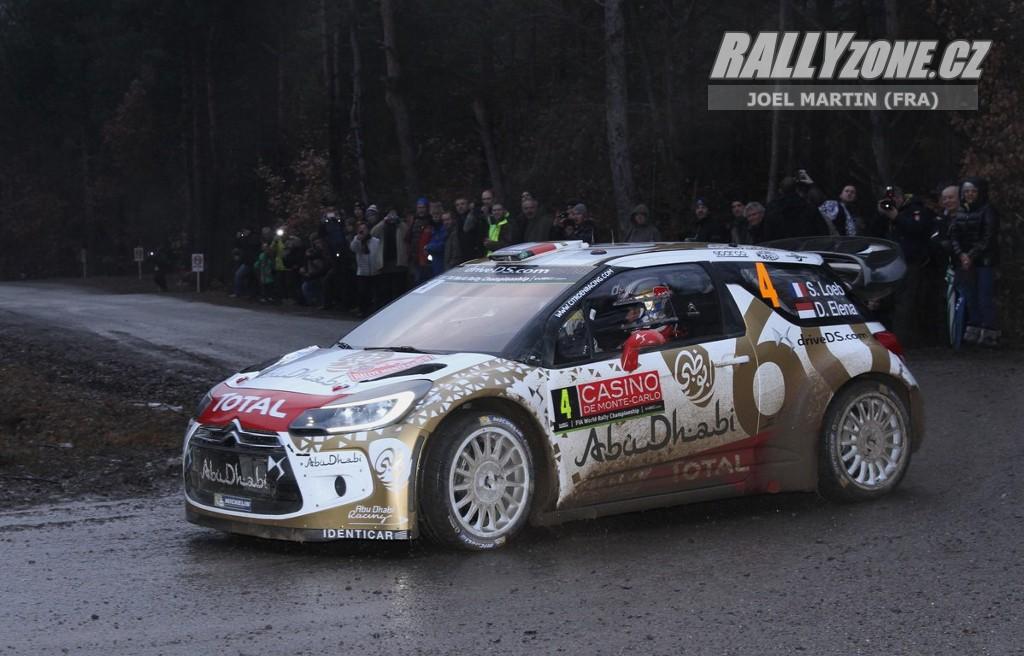 Monte Carlo 2015 bylo zatím posledním startem Loeba v MS