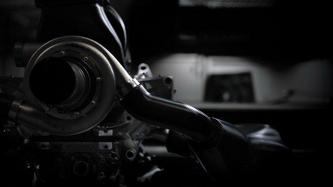 Přeplňovaný motor Renaultu