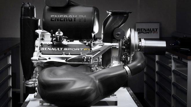 Motor Renault Energy