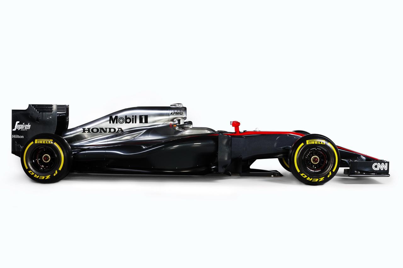 McLaren MP4-30 z roku 2015