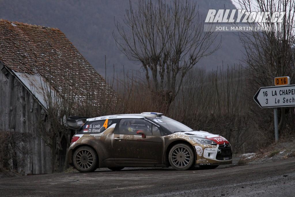 Už je to 5 let, co Seba Loeba nevídáme na tratích WRC