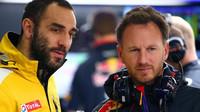 Rozvod Red Bullu a Renaultu už Abiteboul avizuje zcela otevřeně