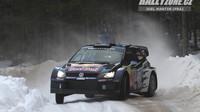 Rally Sweden: Ogier vyhrává ve Švédsku před Paddonem a Ostbergem - anotační foto
