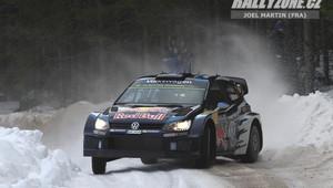 Rally Sweden: Ogier vyhrává ve Švédsku před Paddonem a Ostbergem - anotační obrázek