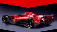 koncept Ferrari