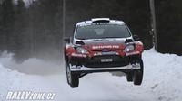 Jezdci dostávají pro Rally Sweden další 4 pneumatiky navíc - anotační foto