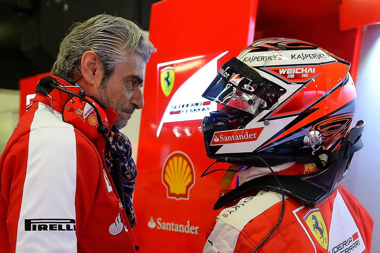 Räikkönen není mistrem světa náhodou - anotační foto