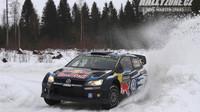 Rally Sweden: Ogier odrazil během dne útok Paddona a míří za vítězstvím - anotačno foto