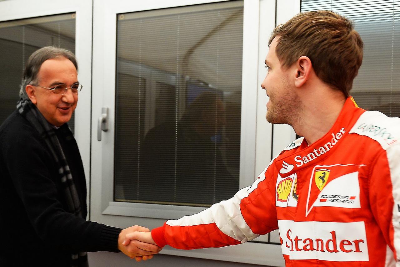 Sebastian Vettel si cení upřímnosti šéfa Ferrari, jehož výroky podle něj média často překrucují