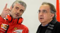 Marchionne: Deset let bez titulu by byla pro Ferrari tragédie - anotační foto