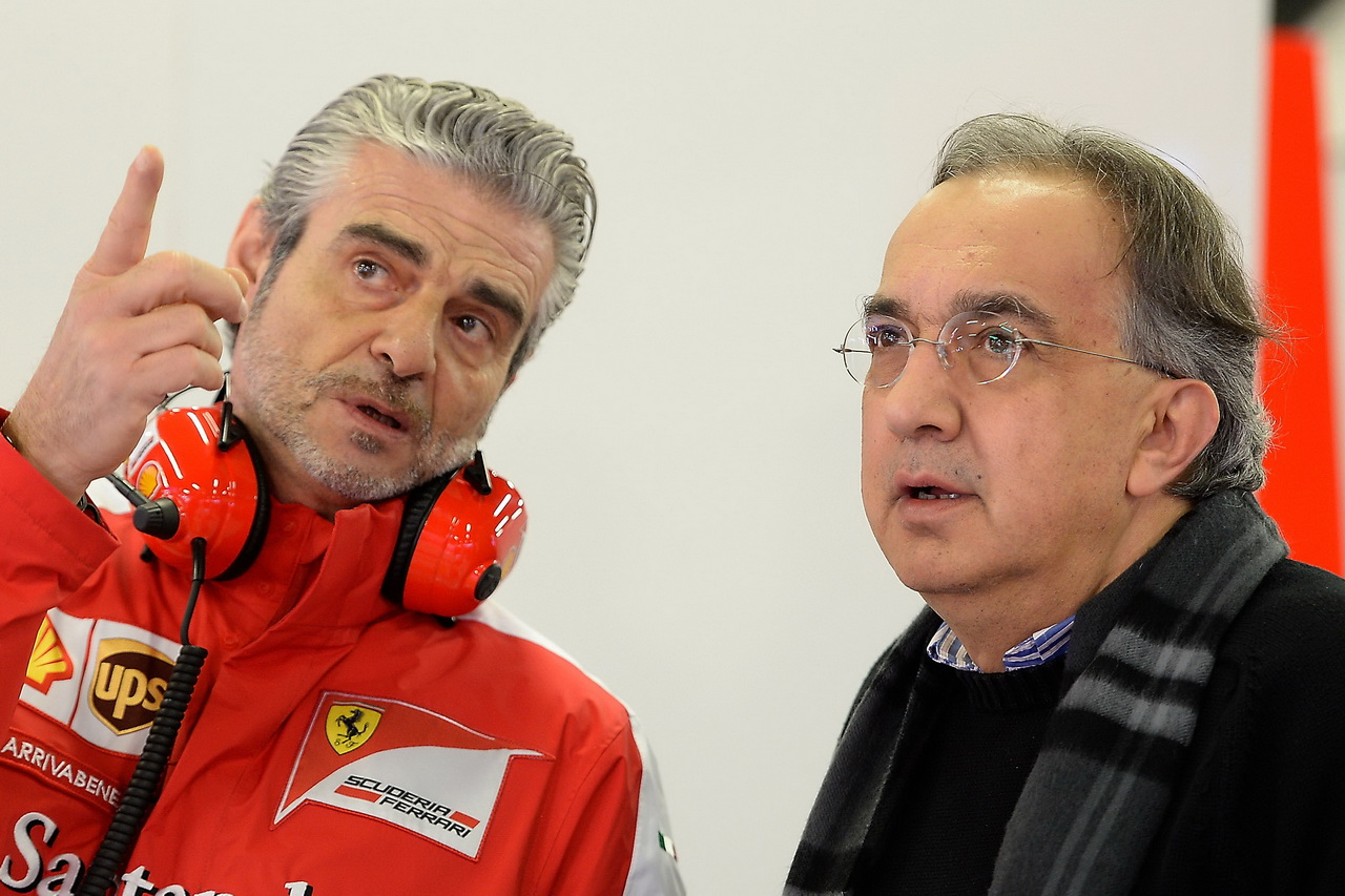 """Ferrari rozhodně nečeká, že by Rosbergův odchod učinil Mercedes """"slabší"""" - anotační obrázek"""