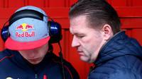 Jos Verstappen dostal u Red Bullu konkrétní úkol