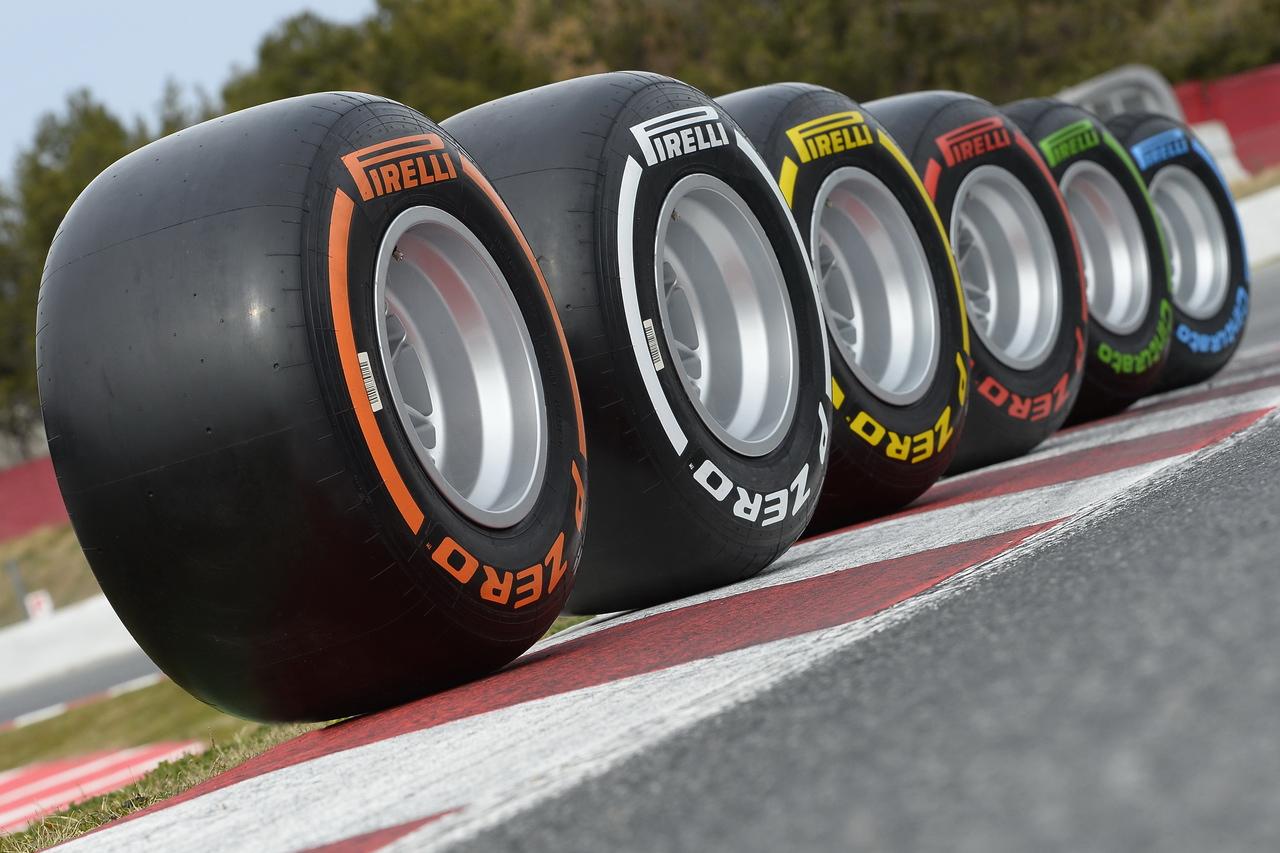 Výběr pneumatik pro Suzuku: Nejvíce měkkých sad pro Ferrari - anotační foto