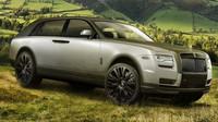 Možná podoba budoucího SUV britského Rolls Royce