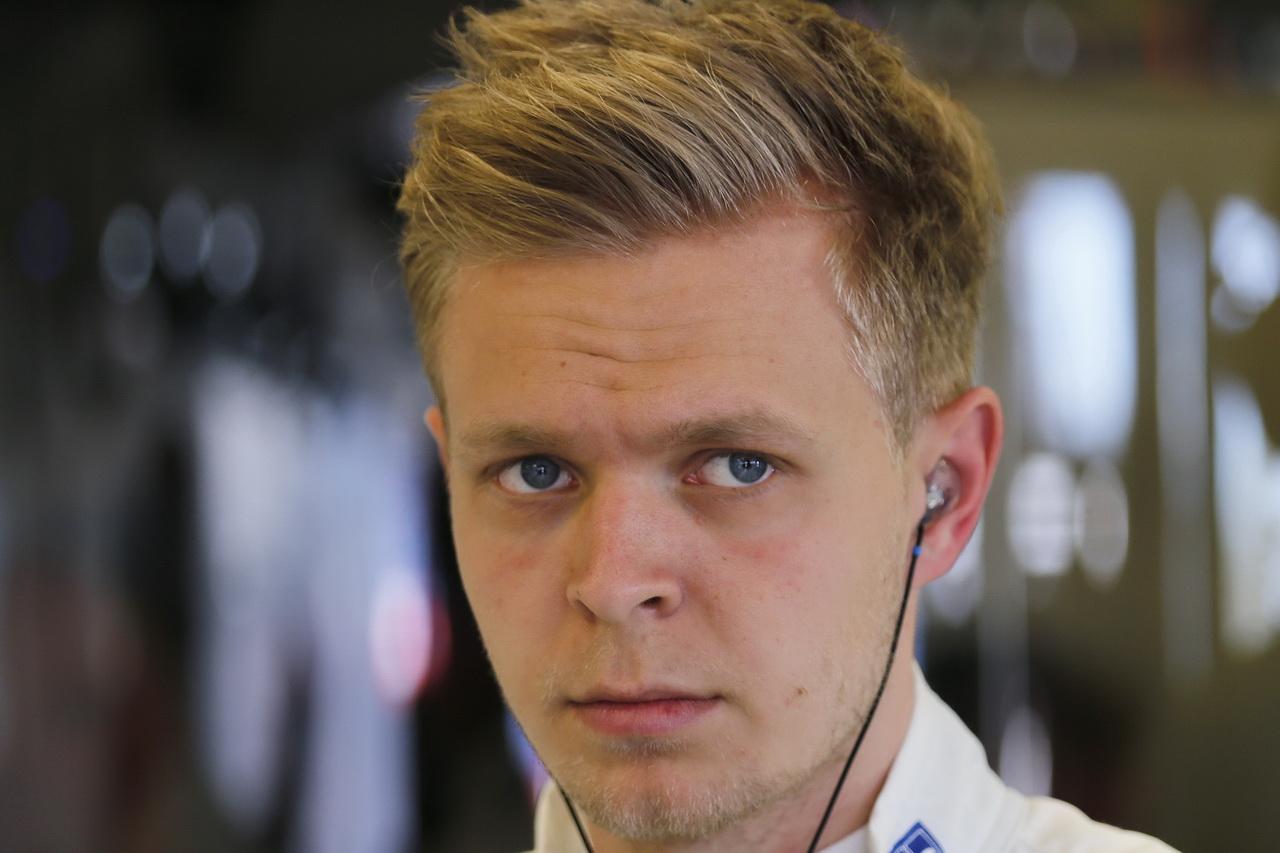 Magnussen: McLaren mi k místu u Renaultu nepomohl - anotační foto