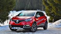 Renault Captur 1,5 dCi Helly Hansen