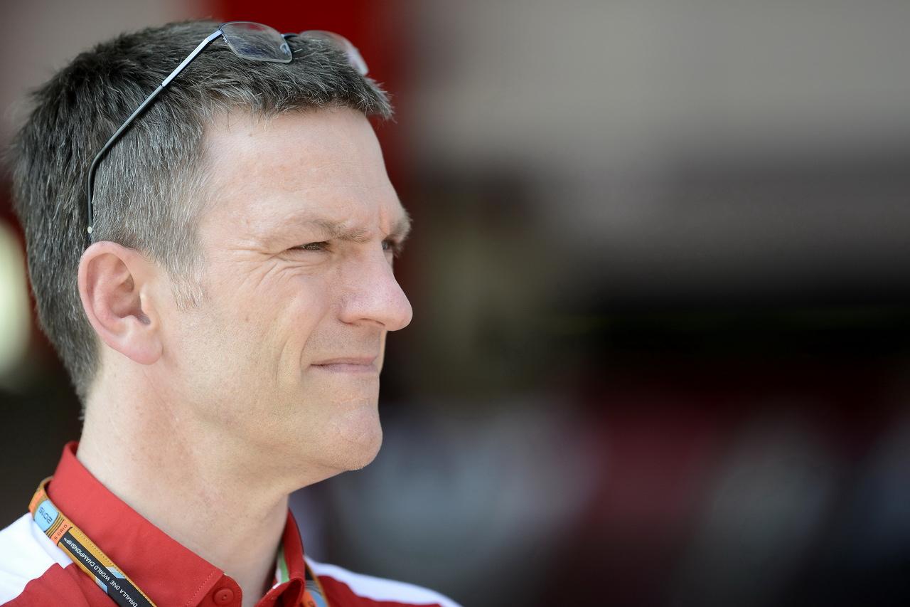 Technický ředitel Ferrari Allison opouští Maranello, nahrazuje jej Binotto - anotační foto