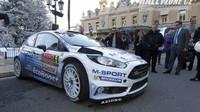 Camilli: Ford Fiesta RS WRC má velký potenciál, jaký má pro Monte Carlo cíl? - anotační foto