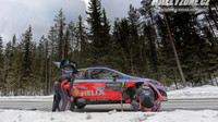 Organizátoři Rally Sweden nuceni zrušit několik testů - anotační foto