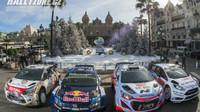 Rally Monte Carlo: Shakedown vyhrál Meeke, nové Hyundai i20 WRC v patách Ogierovi - anotační foto