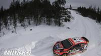 Snad nás čekají další tři roky opravdu zimní Rally Sweden
