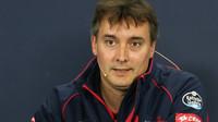 James Key u Toro Rosso končí