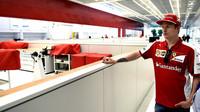Personální změny v Itálii: Räikkönen má nového inženýra, Toro Rosso opouští šéf aerodynamiky - anotační foto