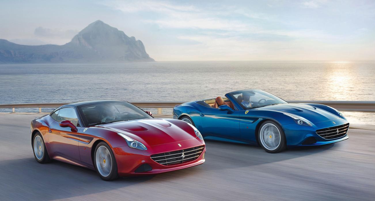 Na Legendách vás čeká více než 15 úchvatných vozů Ferrari