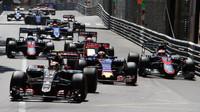 První kolo Velké ceny Monaka 2015