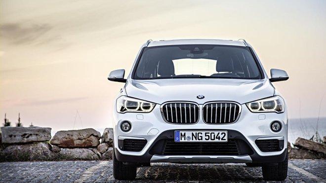 Ilustrační foto: BMW X1 2015