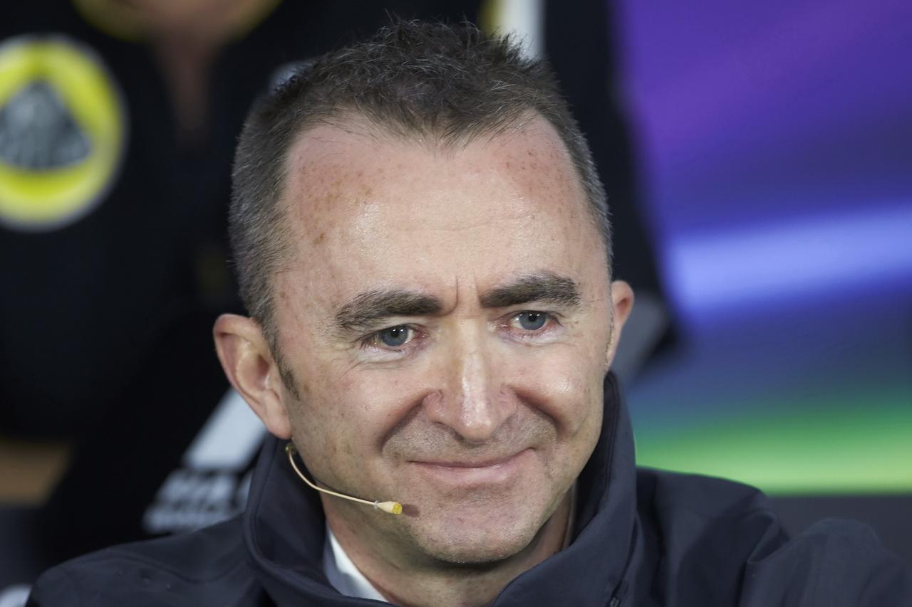 Technický ředitel Mercedesu, Paddy Lowe, se do F1 dostal náhodou - anotační foto