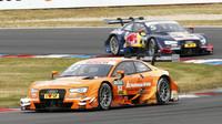#53 Jamie Green, Audi RS5 DTM, #5 Mattias Ekström, Audi RS5 DTM