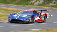 Nový Ford GT v přípravě na start závodu hodin v Le Mens v roce  2016