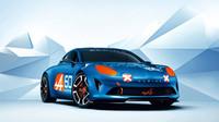 FOTO: Nový vůz Alpine byl představen v Le Mans, ale představí se i v Goodwoodu k oslavě 60 let výročí založení značky