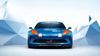 FOTO: Nové Alpine cílí na vozy jako je Porsche Cayman a Alfa Romeo 4C