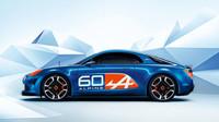 FOTO: Jsou zde zjevné prvky, které jasně odkazují na předchozí vozy Alpine