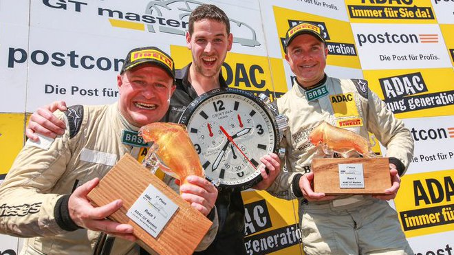 ADAC GT Masters - 2. závod 2015 - Red Bull Ring, AUT