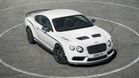 Bentley Continental GT3-R se představí v závodu do vrchu.
