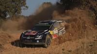 Rally Poland: Po pátku na čele tři Volkswageny, konkurence je ale blízko - anotační foto