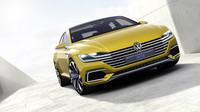 Hybridní koncept Sport Coupe GTE ukazuje, kam by se v budoucnu mohly ubírat kroky Passatu