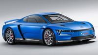 VW se opět pochlubí se svým úsporným, dvousedadlovým sporťákem XL Sport, který je poháněný motorem Ducati.