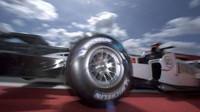 Michelin svou snahu o návrat do F1 stále nevzdává